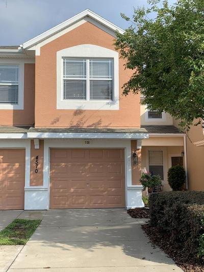Ocala Condo/Townhouse For Sale: 4570 SW 52nd Circle #108