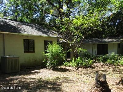 Gainesville Single Family Home Pending: 1116 NW 11th Avenue