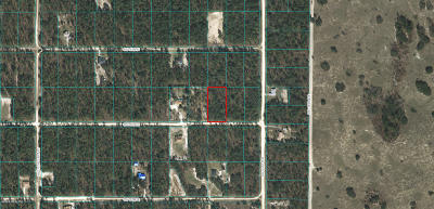 Dunnellon Residential Lots & Land For Sale: SW 76th Lane