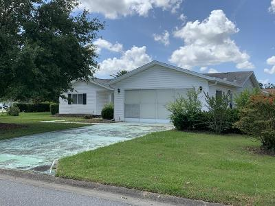 Summerfield FL Single Family Home Pending: $135,000