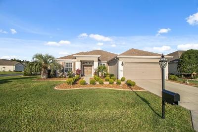 Spruce Creek Gc Single Family Home For Sale: 11851 SE 91st Circle