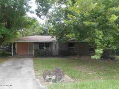 Ocala Single Family Home For Sale: 2289 NE 54th Place