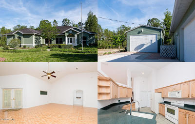 Dunnellon Single Family Home Pending: 18417 SW 66th Loop