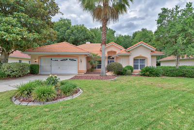 Ocala Single Family Home For Sale: 11455 SW 82nd Court Road