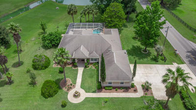 Ocala Single Family Home For Sale: 8805 SW 9th St Road