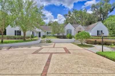 Ocala FL Single Family Home For Sale: $1,495,500
