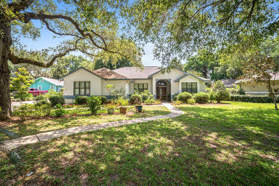 Dunnellon City Single Family Home For Sale: 12078 Palmetto Court