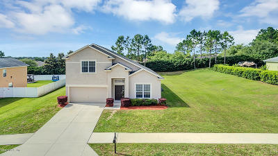 Ocala Single Family Home For Sale: 5010 SW 58th Place