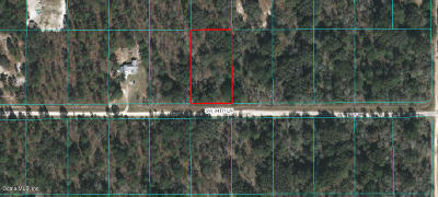 Dunnellon Residential Lots & Land For Sale: SW 94th Lane