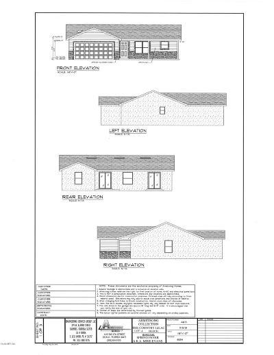 Williston Single Family Home Pending: 112 NW 4 Avenue