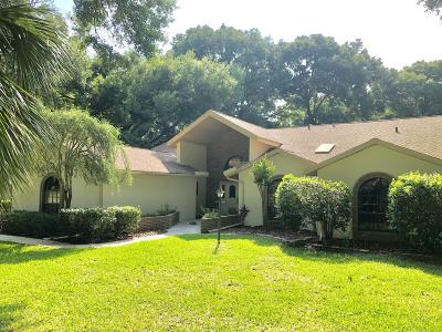 Dunnellon Single Family Home For Sale: 9425 SW 192 Court Road
