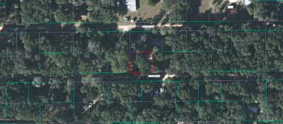 Citra Residential Lots & Land For Sale: NE 160th Lane