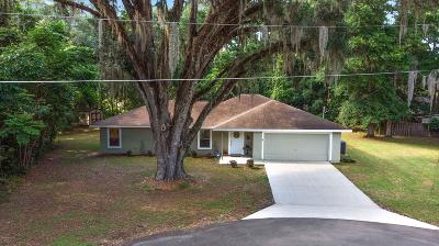 Ocala Single Family Home For Sale: 4 Redwood Trace Court