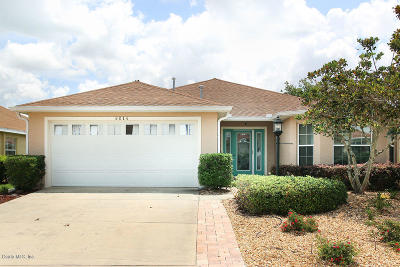 Ocala Single Family Home For Sale: 9814 SW 89 Loop