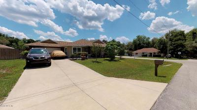 Summerfield Single Family Home For Sale: 9302 SE 162nd Place