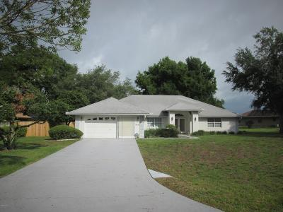 Majestic Oaks Single Family Home For Sale: 8148 SW 54th Court