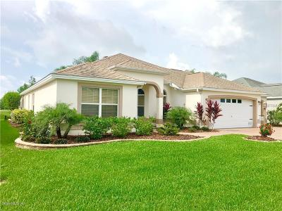The Villages Single Family Home For Sale: 2200 Kaylee Drive