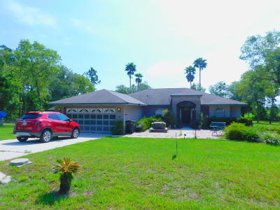 Dunnellon Single Family Home Pending: 71 SW Timberlake Road