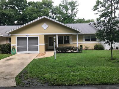 Ocala FL Condo/Townhouse Pending: $92,500