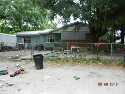 Ocala Single Family Home For Sale: 2111 NW 3 Street