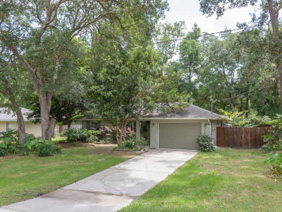 Citrus County Single Family Home For Sale: 637 N Morris Avenue