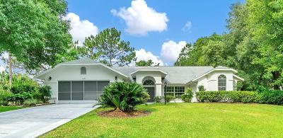 Dunnellon Single Family Home For Sale: 9450 SW 196th Ave. Road