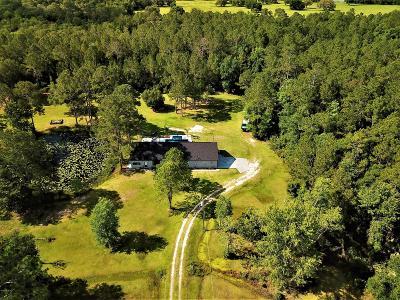Fort McCoy Single Family Home For Sale: 14500 E Hwy 316