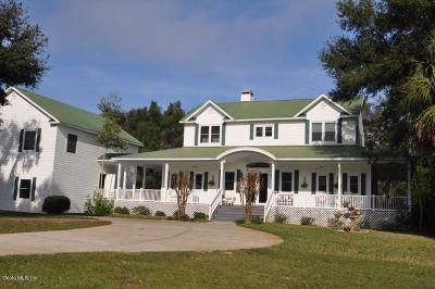 Citrus County Farm For Sale: 3399 E Rotor Wing Path