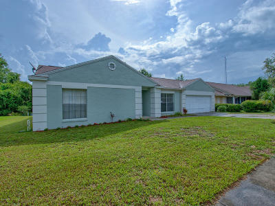 Ocala Single Family Home Pending: 14297 SW 34th Terrace Road