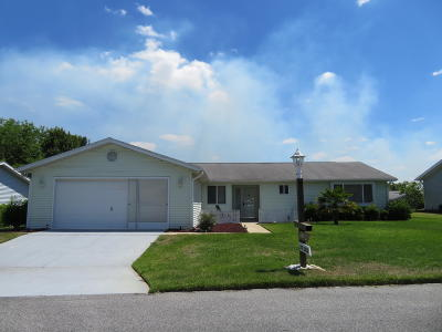 Ocala Single Family Home For Sale: 10929 SW 83rd Court
