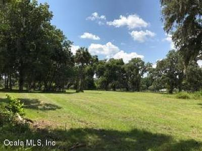Ocala Residential Lots & Land For Sale: 10795 SE 25th Avenue