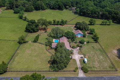 Ocala Farm For Sale: 7255 SW 99th Street