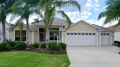 The Villages Single Family Home For Sale: 2288 Quincy Court