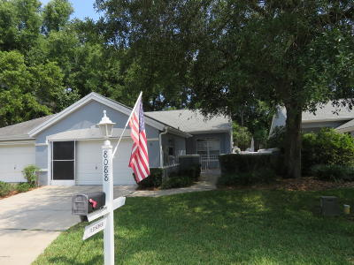 Ocala Condo/Townhouse For Sale: 8088 SW 115th Loop