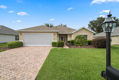 Spruce Creek Gc Single Family Home For Sale: 13837 SE 93rd Circle