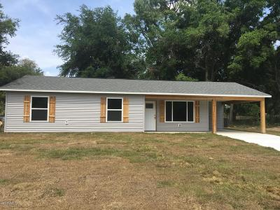 Ocala Single Family Home For Sale: 645 NW 67th Street