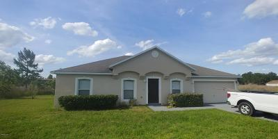 Marion Oaks North, Marion Oaks Rnc, Marion Oaks South Rental For Rent: 4835 SW 144th Street