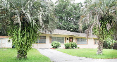 Ocala Single Family Home For Sale: 2841 SE 7th Street