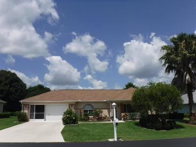 Marion County Single Family Home For Sale: 5295 NW 21st Loop