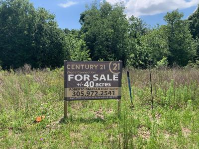 Residential Lots & Land For Sale: 17697 S Hwy 25