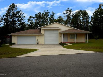 Williston Single Family Home Pending-Continue to Show: 710 NE 150th Avenue