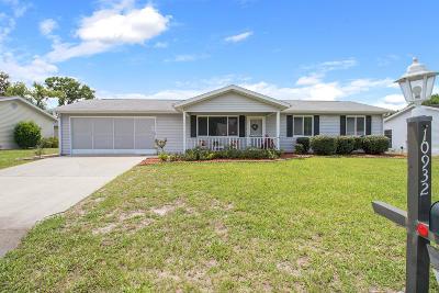 Oak Run Single Family Home For Sale: 10932 SW 83rd Avenue
