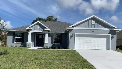 Ocala Single Family Home For Sale: 969 NW 45 Place