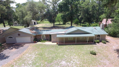 Ocala Farm For Sale: 42 W Lake View Drive