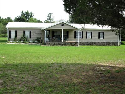 Dunnellon Mobile/Manufactured For Sale: 17700 SW 31st Street