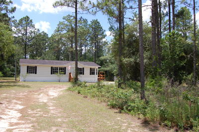 Ocala Single Family Home For Sale: 2288 SW 165th Avenue Road