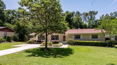 Ocala Single Family Home For Sale: 3500 NE 49th Street