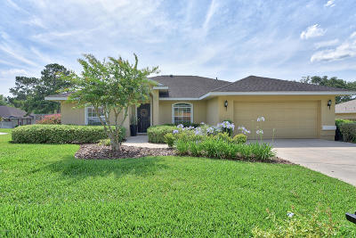 Ocala Single Family Home For Sale: 2208 SE 24th Terrace