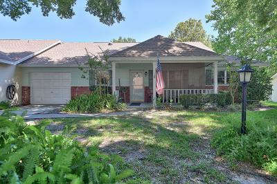 Ocala Condo/Townhouse For Sale: 8883 SW 93rd Lane #F