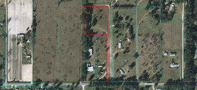 Marion County Farm For Sale: 5329 SE 145 Street